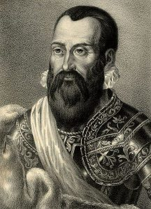 Nikolaus Radziwiłł (1515–1565), gen. der Schwarze